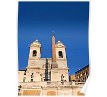 Iconic Spanish Steps Poster