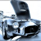 Shelby Cobra Classic Auto Series # 7 by Dyle Warren