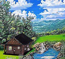 dream home  by LoreLeft27