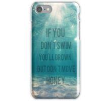 SLSP 5sos Lyrics iPhone Case/Skin