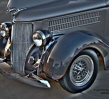 Classic Auto Series # 5 by Dyle Warren