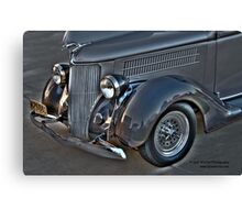 Classic Auto Series # 5 Canvas Print