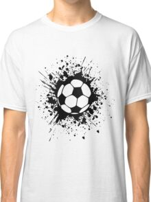 futbol : soccer splatz Classic T-Shirt