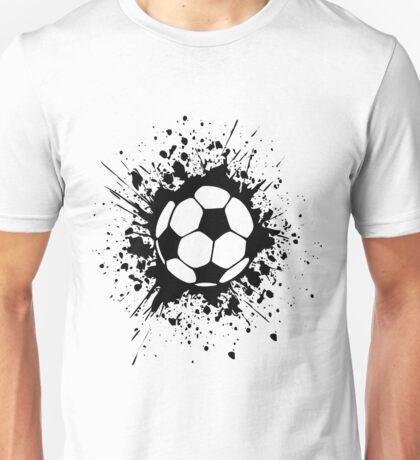 futbol : soccer splatz Unisex T-Shirt