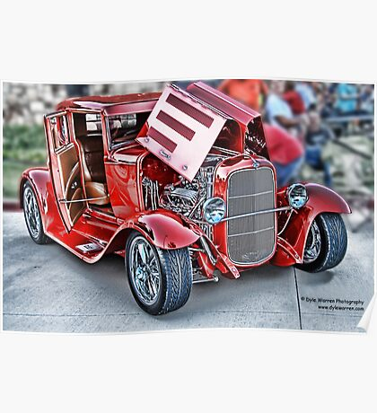 Classic Auto Series # 17 Poster