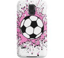 futbol : soccer splatz Samsung Galaxy Case/Skin