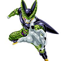 Perfect Cell by Timanator3000