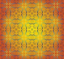 Oriental - Suns by BorisBurakov
