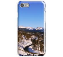 Sunset Over Winter Park  iPhone Case/Skin