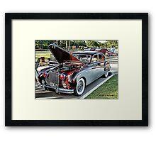 Classic Auto Series # 21 Framed Print
