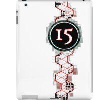 bungie games destiny titan class stripe iPad Case/Skin