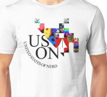 Nerd logo Unisex T-Shirt