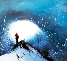 Ice At The End of The Tunnel by Beauzilla
