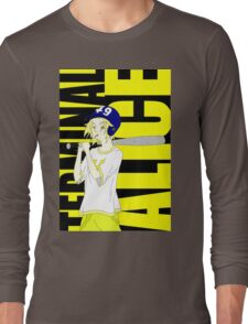 Terminal Alice (Poster 2) Long Sleeve T-Shirt