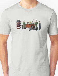 A long time ago in 1943 (far far away....in france) T-Shirt