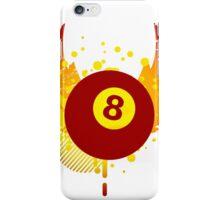 billiards : hi-fi iPhone Case/Skin