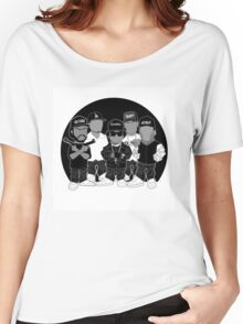 N.W.A Women's Relaxed Fit T-Shirt