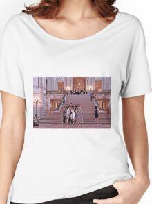 Wedding Selfie Women's Relaxed Fit T-Shirt