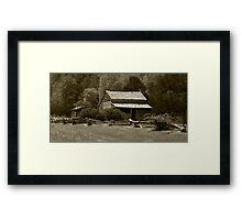 Dan Lawson Place IV  Framed Print