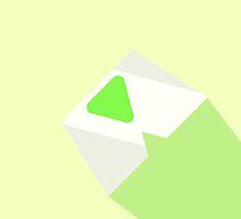 Peridot Design Steven Universe by DDeSimone