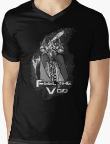 Feel the Void Mens V-Neck T-Shirt