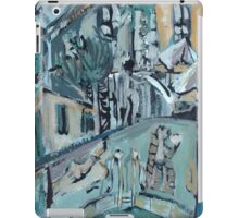 A DAY IN BACK YARD(C2004) iPad Case/Skin