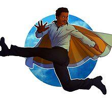 Lando Calrissian by petimetrek