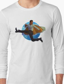 Lando Calrissian Long Sleeve T-Shirt