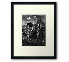 Curra Cross  Framed Print