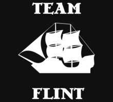 Team Flint with Ship by lchalf7