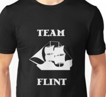 Team Flint with Ship Unisex T-Shirt