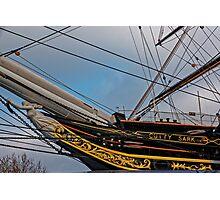 Cutty Sark, Greenwich, London, England Photographic Print