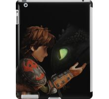 Hiccup & Toothless - Dragon Trainer iPad Case/Skin