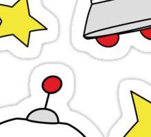 UFOx Sticker