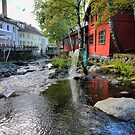 Crystal Clear in Lillehammer by Larry Lingard-Davis