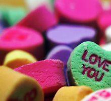 Loving Heart by DavidWayne