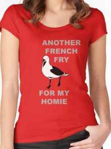 Coastal Humor Women's Fitted Scoop T-Shirt