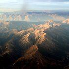 New Zealand Alps by seadworf