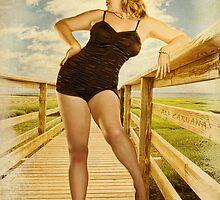 Vintage Beauty by Alf Caruana