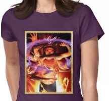 Ascension Cover Art: Initiates of the Art Womens Fitted T-Shirt