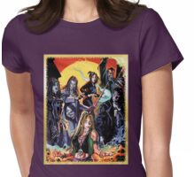 Ascension Cover Art: Guide to the Traditions Womens Fitted T-Shirt