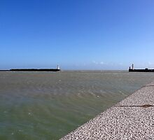 """UK: """"Dover Pier View"""", Kent by Kelly Sutherland"""