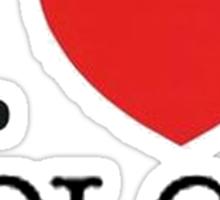 I ♥ HOLGA Sticker