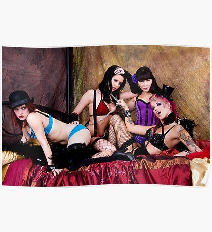 Burlesque Dollz Poster