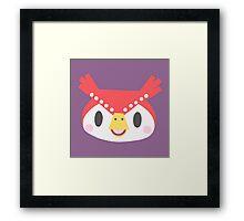 Celeste - Animal Crossing  Framed Print