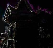 The Guest (Ghost) House by PictureNZ