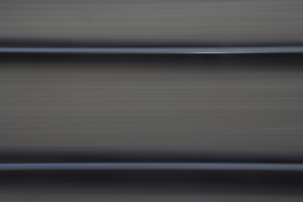 Train Track Blur 2 by Martin How