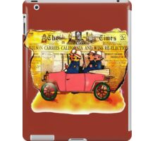 KeyStone Cops iPad Case/Skin
