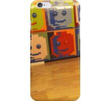 Lego Art Gallery, Lego Store Rockefeller Center, New York City  iPhone Case/Skin