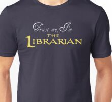 Trust Me, I'm The Librarian Unisex T-Shirt